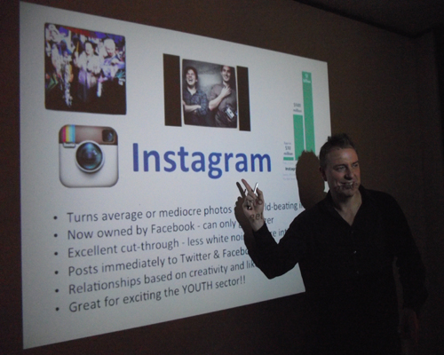 instagram for business management training sydney melbourne brisbane perth adelaide australia