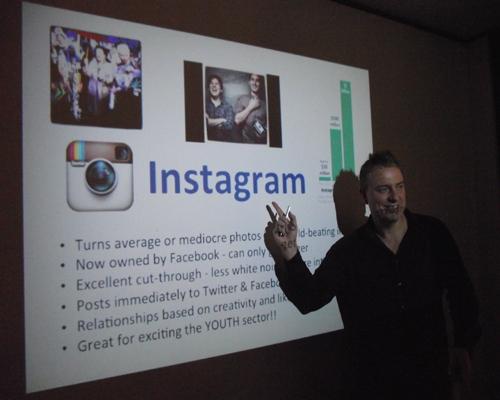 instagram for business management training sydney melbourne brisbane perth adelaide australia