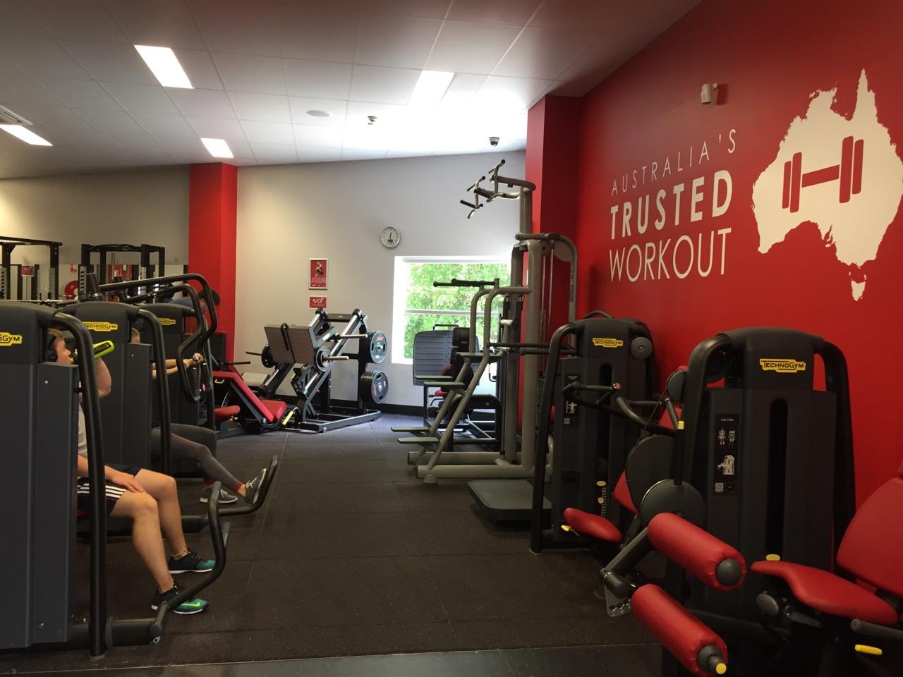 Brisbane Australia Fitness Gym
