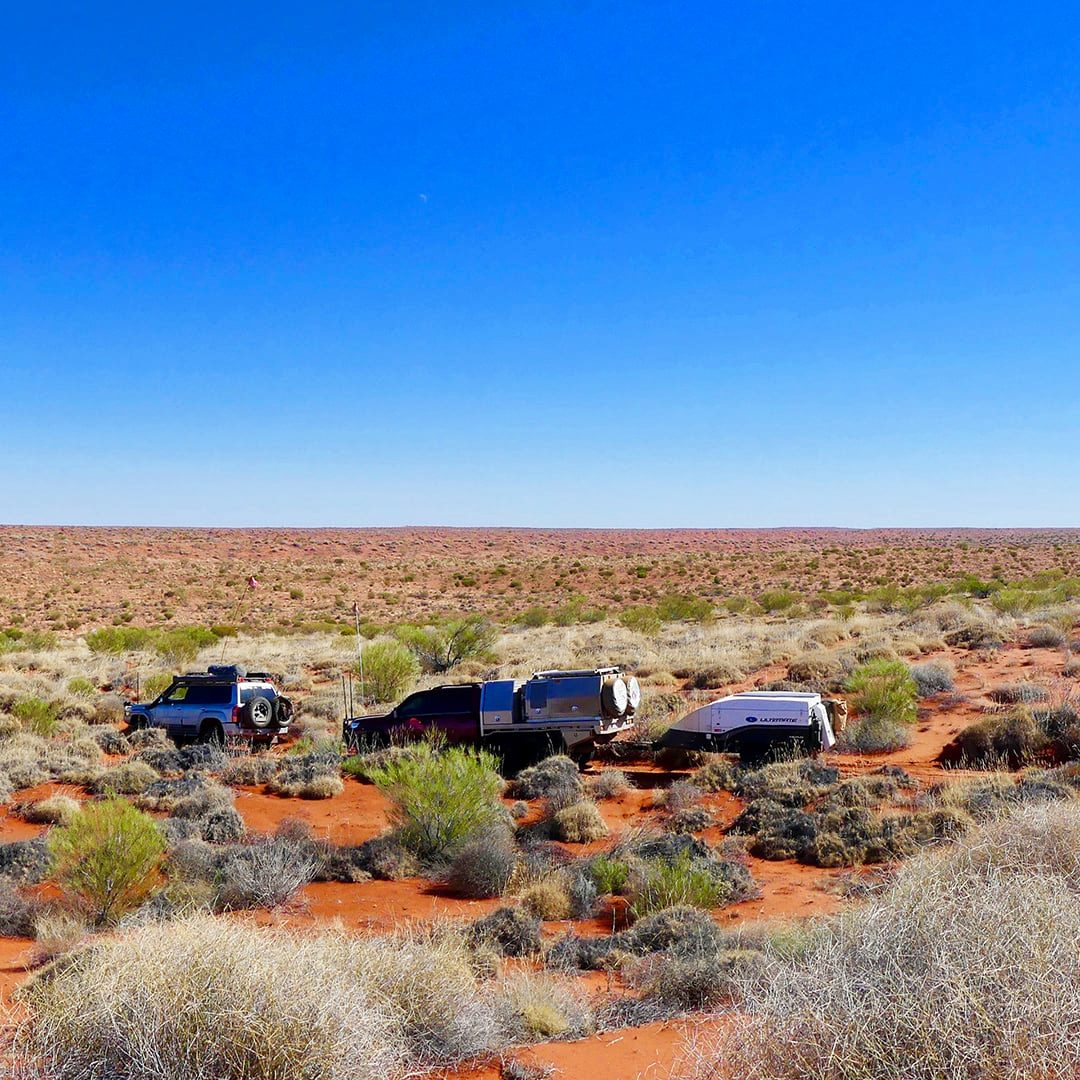 4x4 Tagalong Touring in Australia
